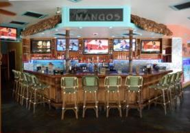Johnny Mangos has plenty of TV's to watch all the best sports